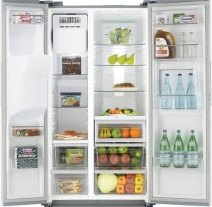 MEGA RABATT: Riesige Samsung Kühl-/ Gefrierkombi