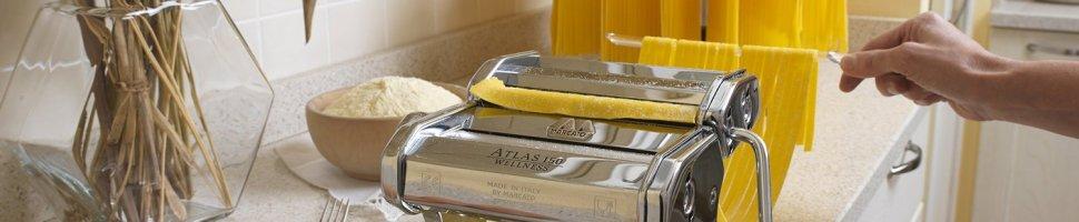Alles über Pasta, von der Nudelmaschine bis zum Nudelteig Rezept