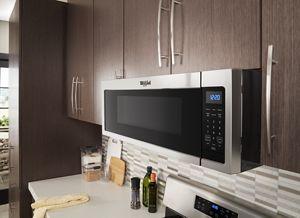 1 1 cu ft low profile microwave hood combination