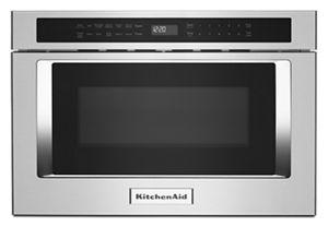 microwave sizes kitchenaid