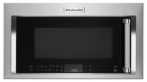 30 900 watt microwave hood combination with convection cooking