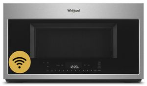 1 9 cu ft smart over the range microwave with scan to cook technology1
