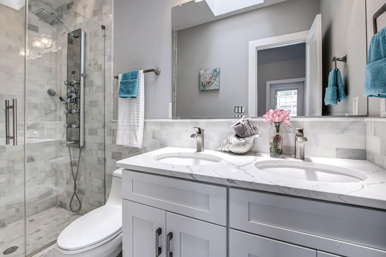 the cost of bathroom vanities a