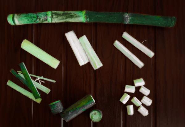 Cutting Method of Sugarcane