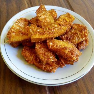 Kadgi Podi – Tender Jackfruit Chips (V+GF)