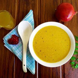 Dalimba Solla Khadi – Pomegranate Peel Curry (Gluten Free)