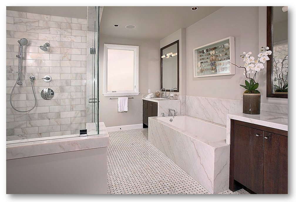 Bathroom Flooring Design Experts in Northern Virginia, Maryland, Washington DC