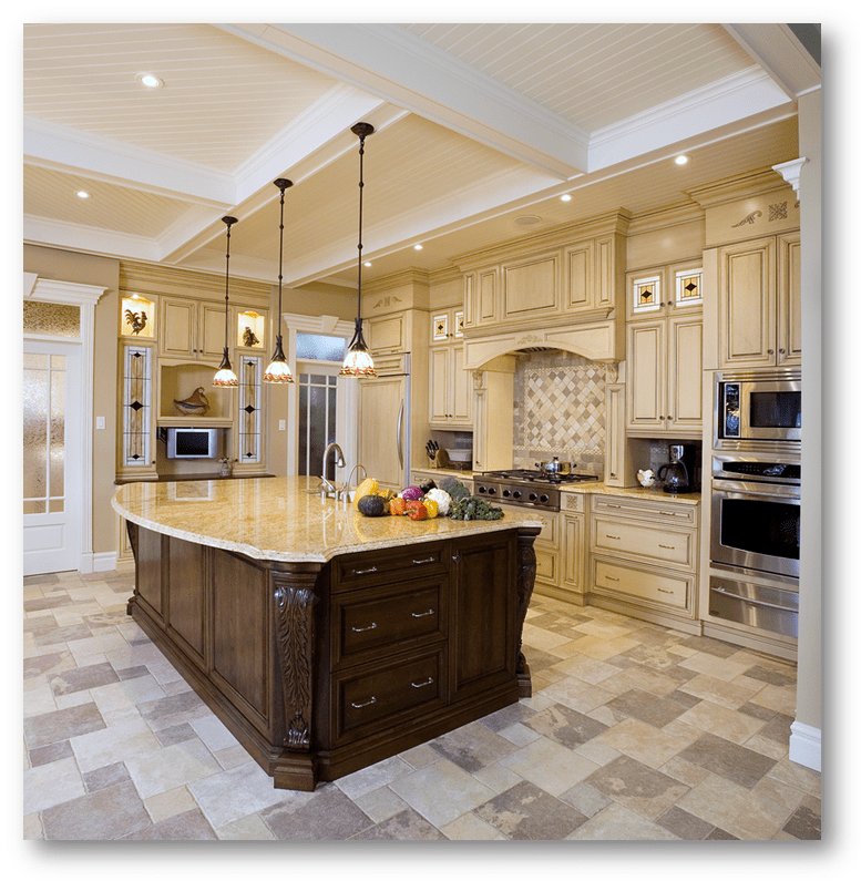 Kitchen Remodeling Virginia Contractor - Free design quote available
