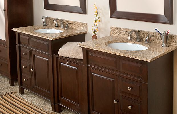 Custom Bathroom Double Vanities bathroom vanities: everything you need to know including design ideas!