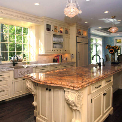 Custom kitchen cabinets in northern va dc metro and for Custom kitchen remodeling
