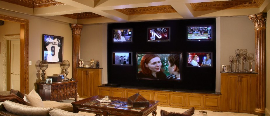 Home-Entertainment-System-Theater-Automated