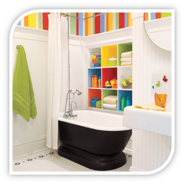 Kid Friendly Bathroom Design Ideas