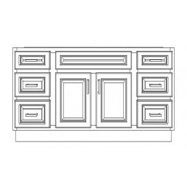 60inch single sink -6_drawers