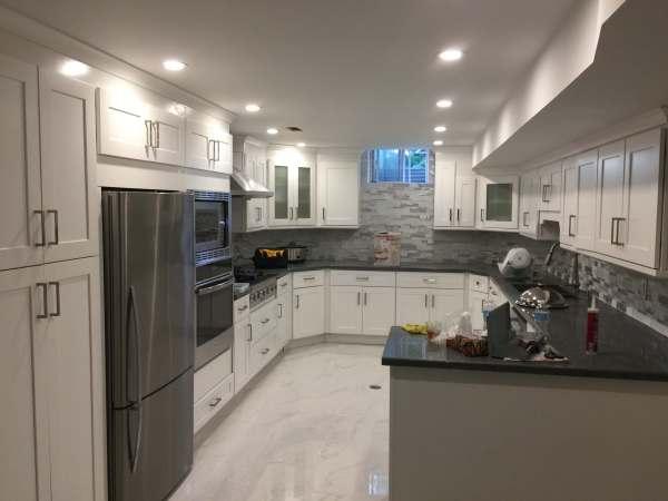 Quality kitchen remodel