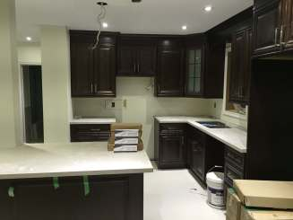 Kitchen Lighting Instal Wrap up