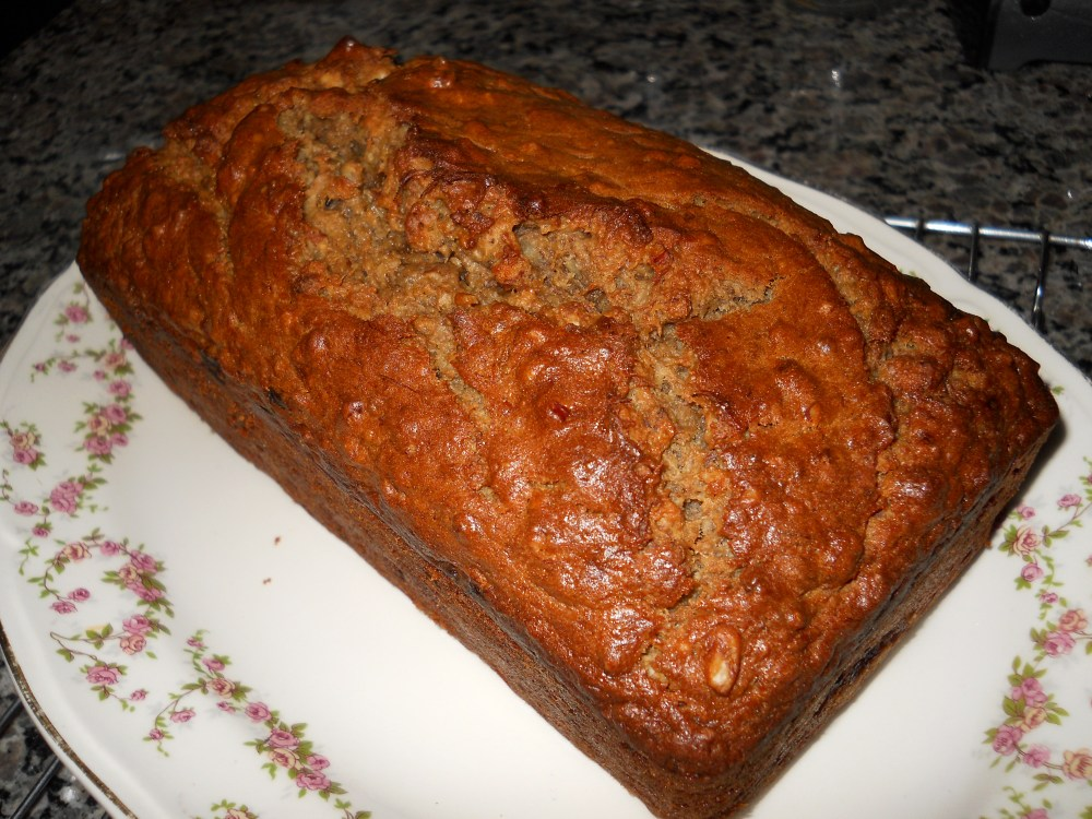 """Brown Sugar Banana Bread & """"Back in the Day"""" with Uncle Arch (2/6)"""
