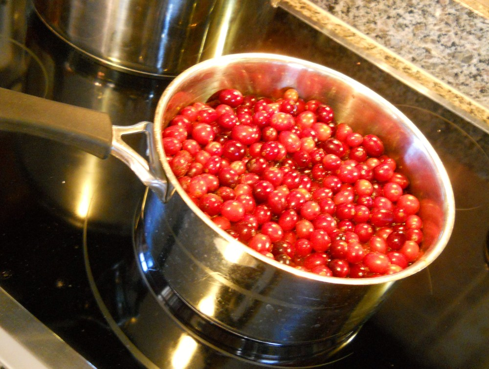 WELCOMING THE SEASON WITH SWEET, TANGY CRANBERRY-ORANGE SAUCE – ONE OF MY FAVS  ON THE THANKSGIVING MENU (6/6)