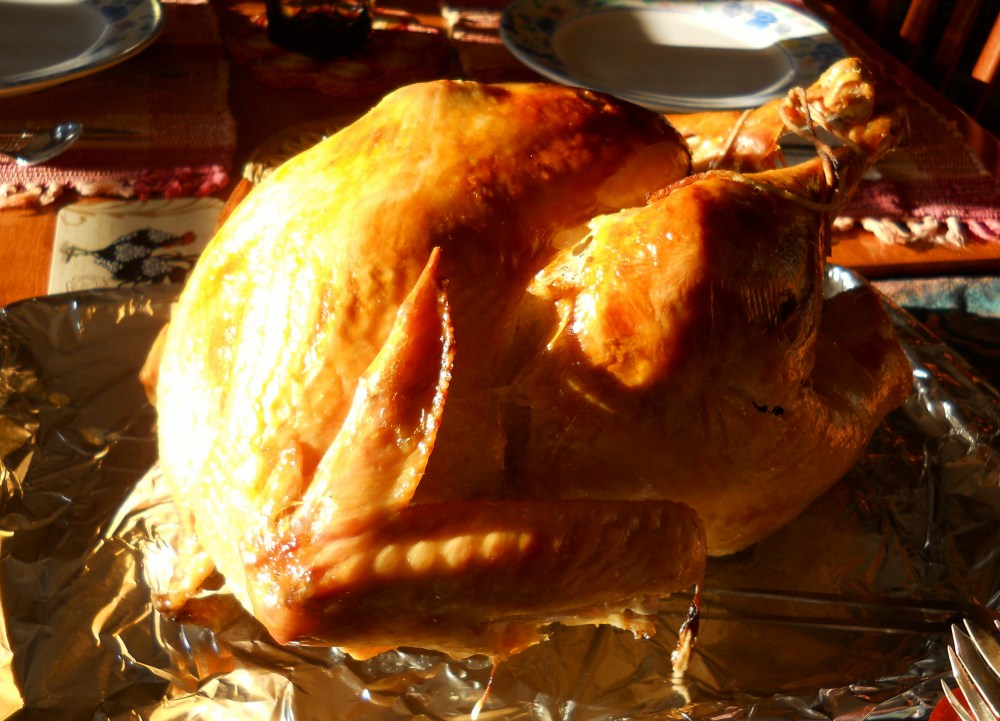 IT AIN'T ALL ABOUT THE BIRD – STUFFING CAN MAKE OR BREAK THE T-DAY MEAL (BUT IT ALL STARTS WITH THE BIRD… and the bread!) (1/6)