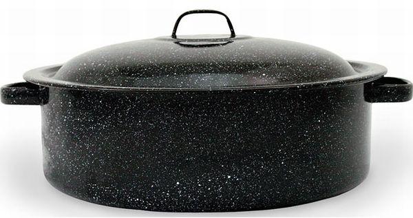 Granite Ware Covered Casserole