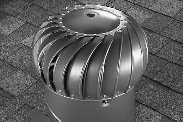rotary vent