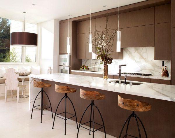 path of a modern kitchen (4)