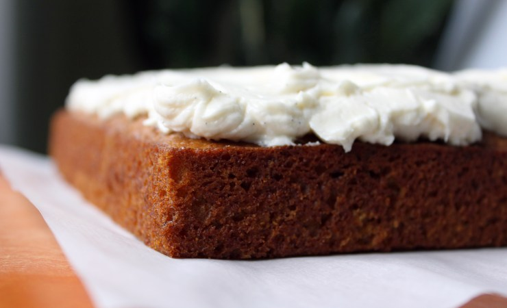 PumpkinCake-Frosted