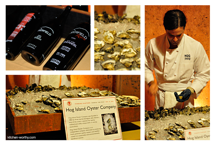 Cookin The Mint-Cocktail-Hog Island Oyster
