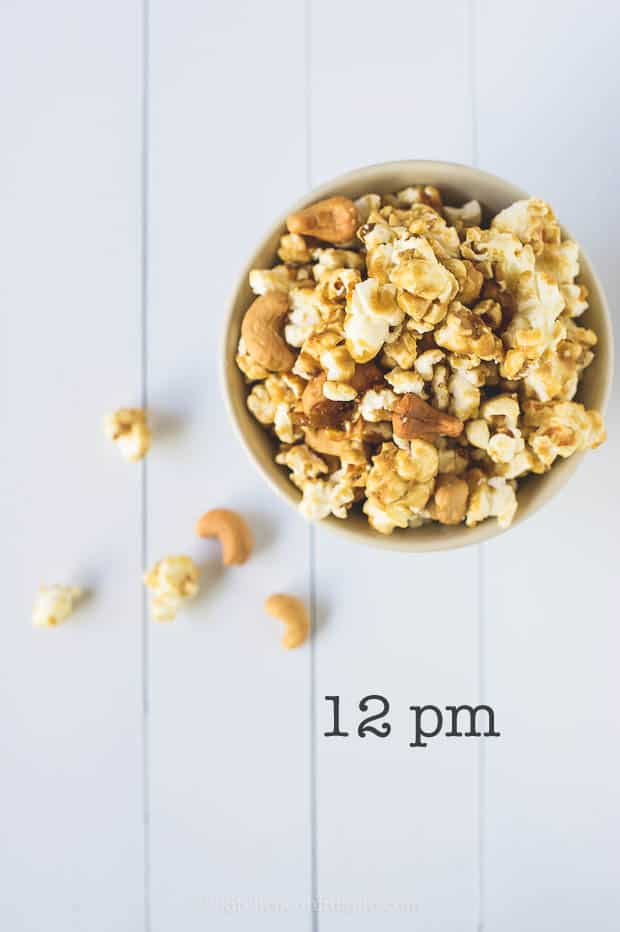 Baked Caramel Corn | Kitchen Confidante | My Day in Photos | 12pm