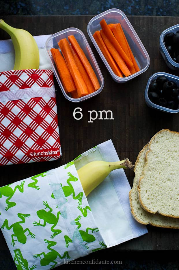 Baked Caramel Corn | Kitchen Confidante | My Day in Photos | 6pm | Pack Lunches
