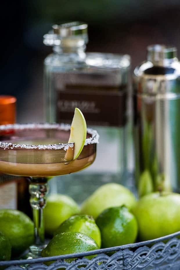 Green Apple Margarita | Kitchen Confidante