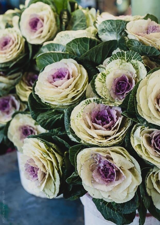 Scenes from Seattle   www.kitchenconfidante.com   Flowers