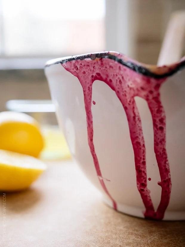 Blueberry Lemon Curd | www.kitchenconfidante.com