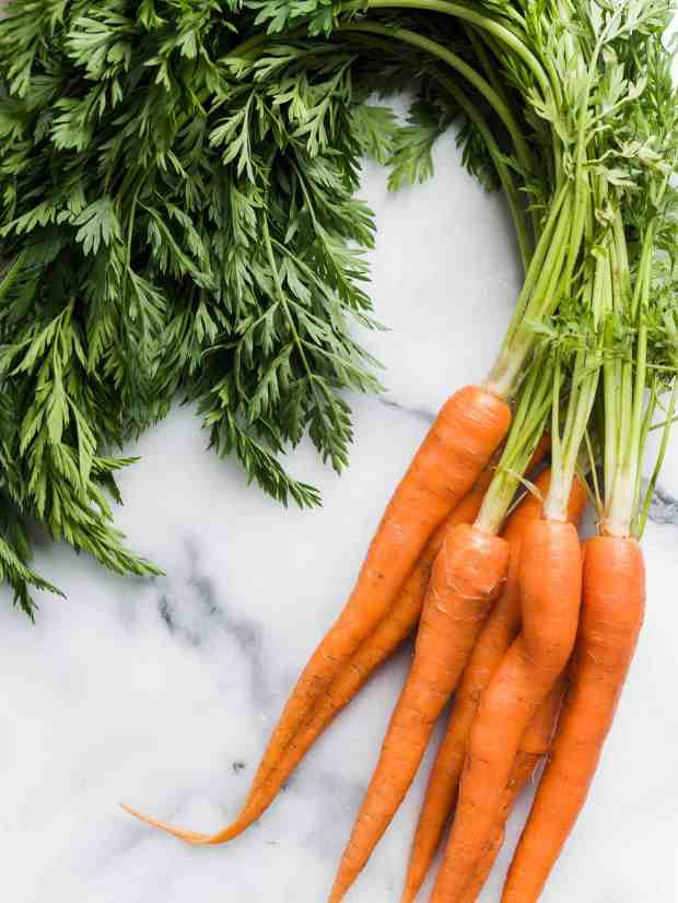 Have you ever made Carrot Top Pesto? Try it in a simple recipe for Halibut en Papillote with Carrot Top Pesto!