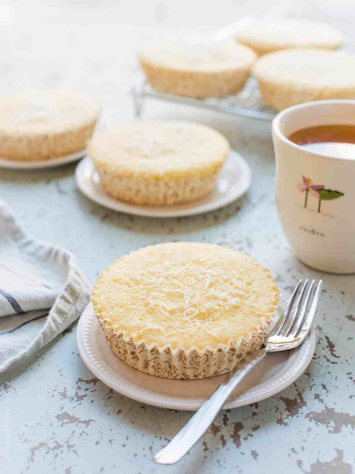 Mamon is a very light and airy Filipino Sponge Cake and a classic snack cake found in bakeries in the Philippines. Make it at home with this simple recipe.