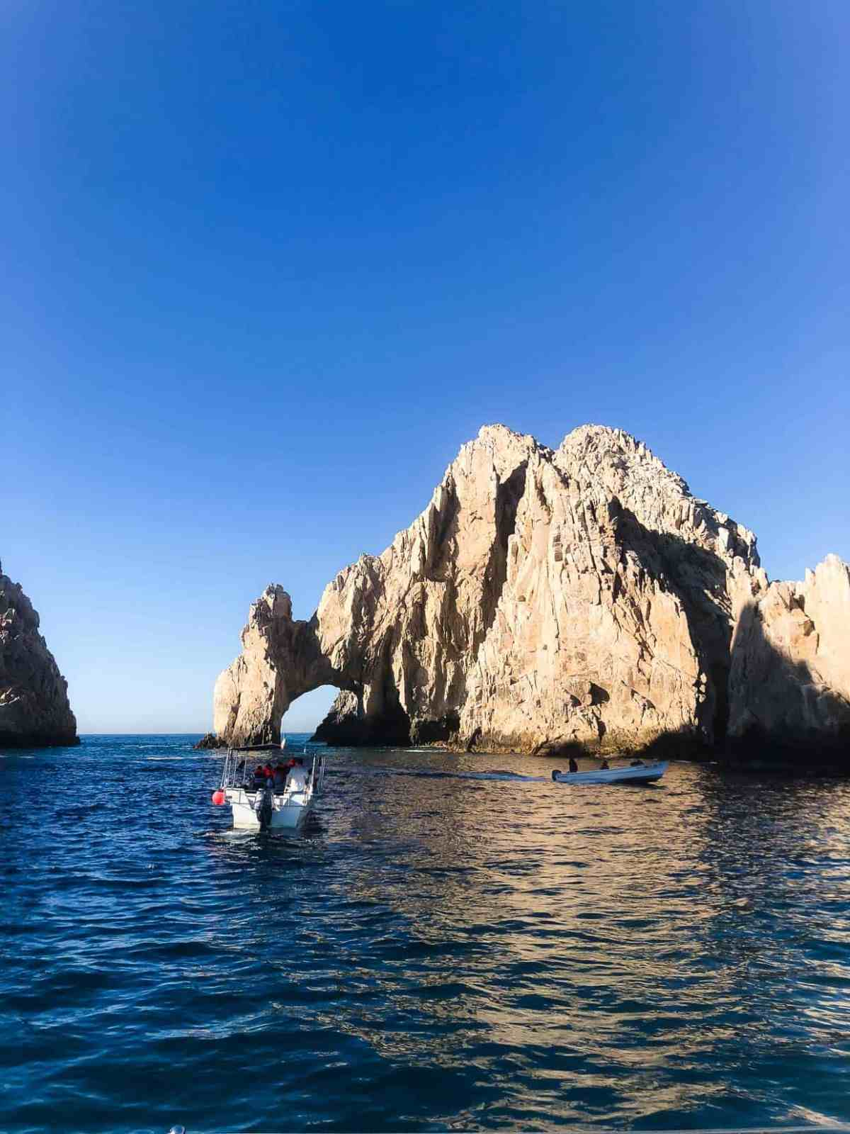 El Archo of Cabo San Lucas is one of many excursions in Mexico with Princess Cruises.