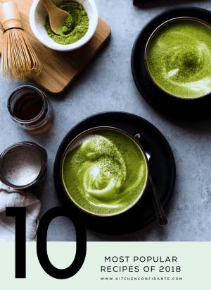 10 Most Popular Recipes of 2018
