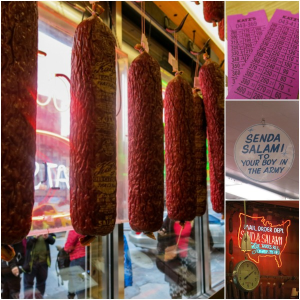 Katz's Salami