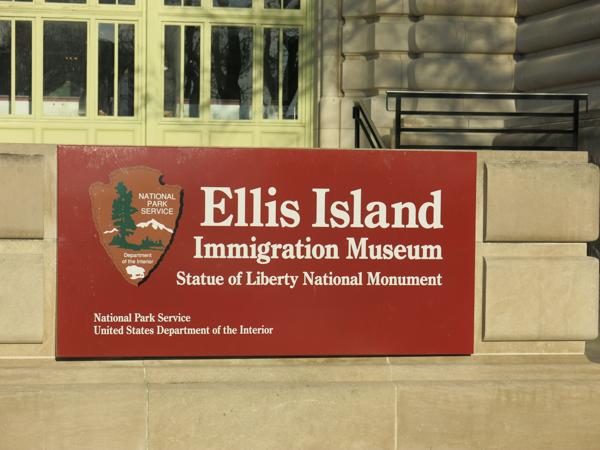 Ellis Island Stop