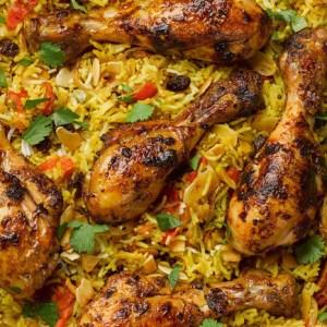 Chicken Biryani Recipe.