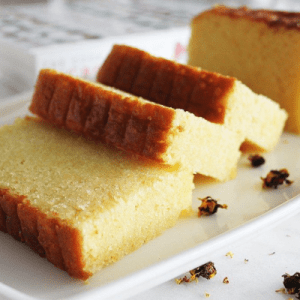 The Best Rich Butter Cake Recipe