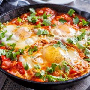 Eggs in Hell Recipe