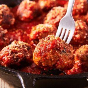 The Best Meatballs Recipe