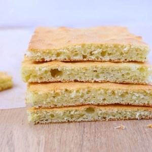 Joconde Biscuit Cake