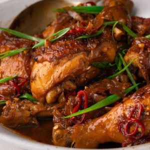 The Best Homemade Chicken Adobo