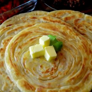 There is Nothing Like a Flakey, Crispy Paranthas