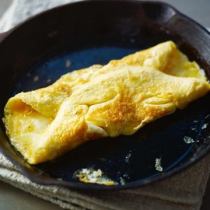 Making The Perfect Omelette