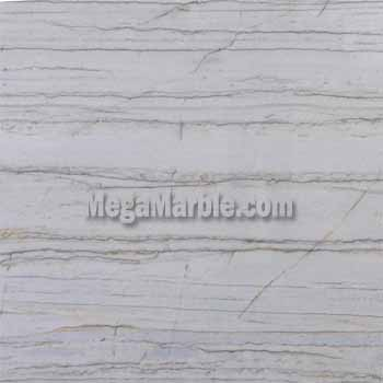 White Macaubas Polished Quartzite