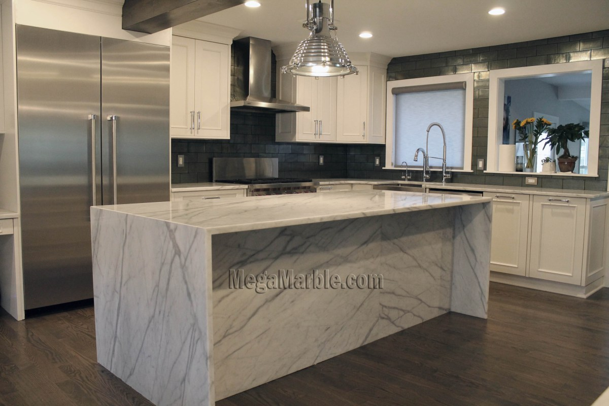 Beautiful Kitchen Countertops design in The Hamptons NY