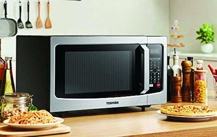 toshiba ec042a5c ss countertop microwave oven