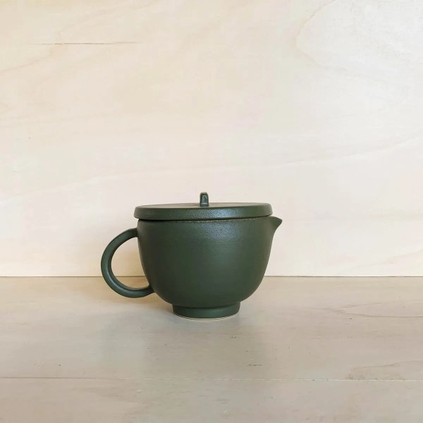 Kitchen Dates – bule circular (verde)